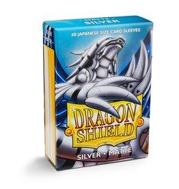 Dragonshield Dragonshield 60 box Japanese Silver Matte