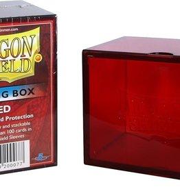 Dragonshield Dragonshield Strongbox Red