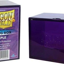 Dragonshield Dragonshield Strongbox Purple