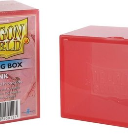 Dragonshield Dragonshield Strongbox Pink