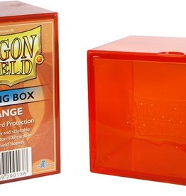 Dragonshield Dragonshield Strongbox Orange