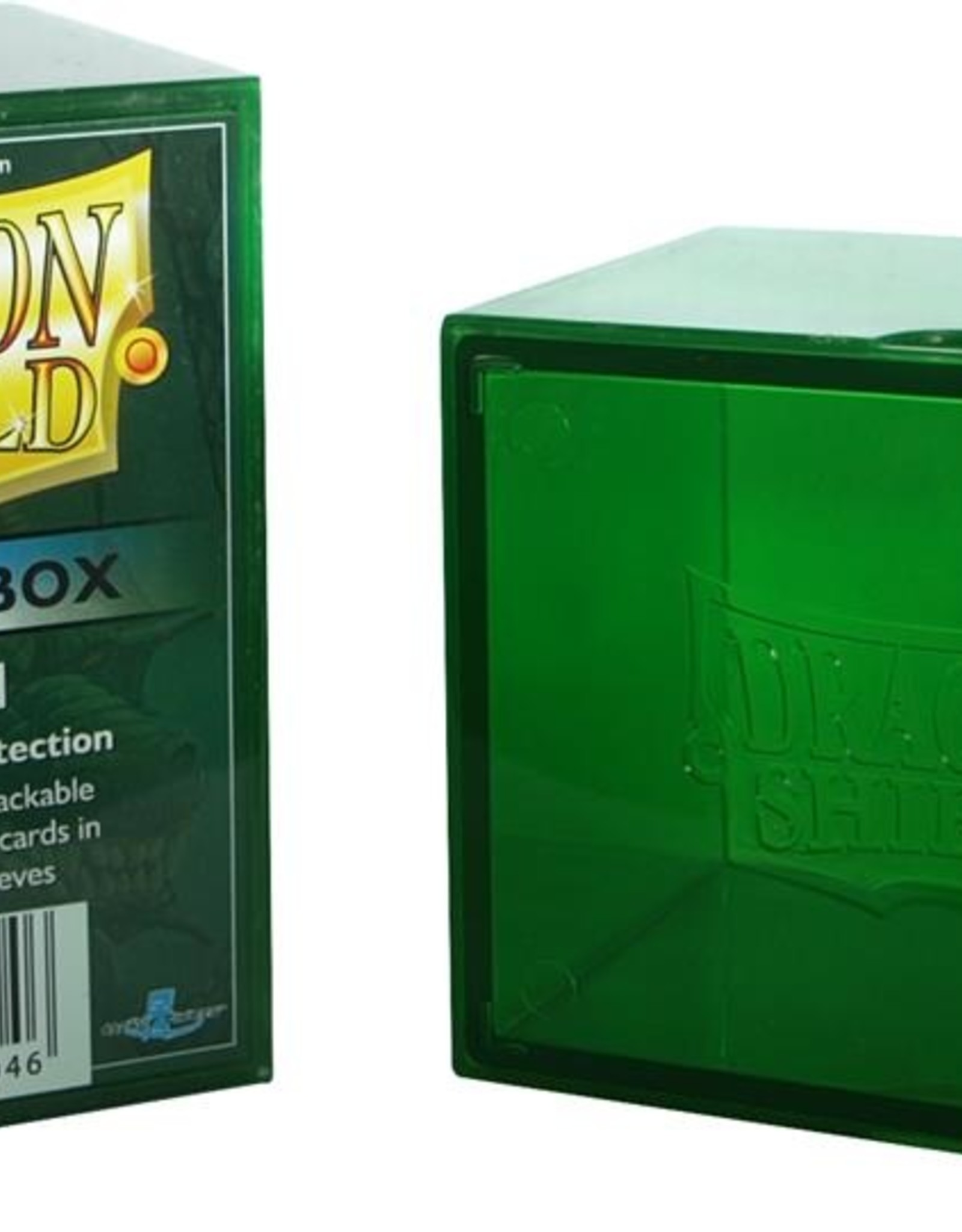Dragonshield Dragonshield Strongbox Green