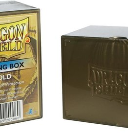 Dragonshield Dragonshield Strongbox Gold