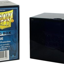 Dragonshield Dragonshield Strongbox Blue