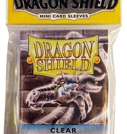 Dragonshield Dragonshield Sleeves Small Clear 50