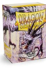 Dragonshield Dragonshield 100 Box Sleeves Matte Lilac