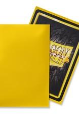 Dragonshield Dragonshield 100 Box Sleeves Classic Yellow