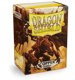 Dragonshield Dragonshield 100 Box Sleeves Classic Copper