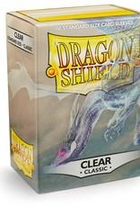 Dragonshield Dragonshield 100 Box Sleeves Classic Clear