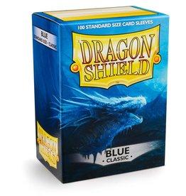Dragonshield Dragonshield 100 Box Sleeves Classic Blue