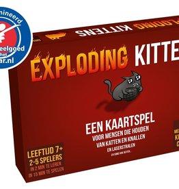 Exploding Kittens Exploding Kittens Original Edition, Nederlandstalig