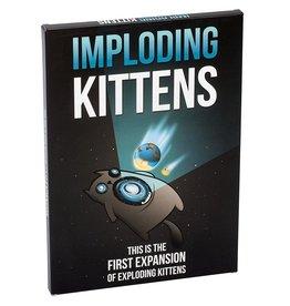Exploding Kittens Exploding Kittens: Imploding Kittens (EN)