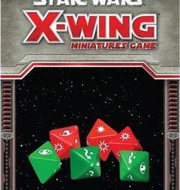 Fantasy Flight Games Star Wars X-Wing 2.0 Dice Pack