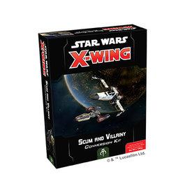 Fantasy Flight Games Star Wars X-Wing 2.0 Scum and Villainy Conversion Kit