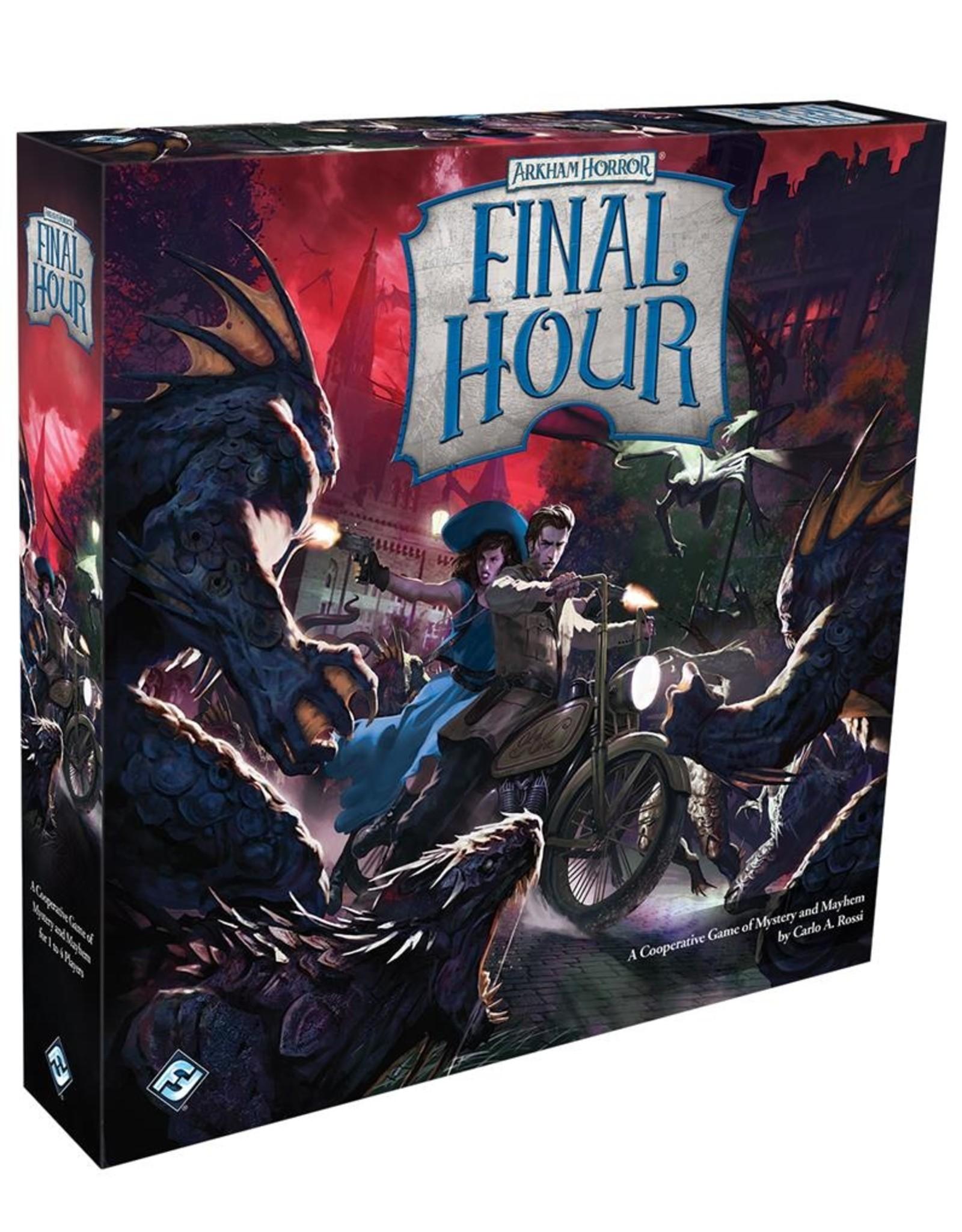 Fantasy Flight Games Arkham Horror: Final Hour (EN)
