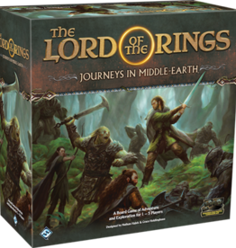 Fantasy Flight Games Lord of the Rings Journeys in Middle-Earth (EN)