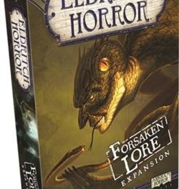 Fantasy Flight Games Eldritch Horror Forsaken Lore