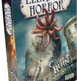 Fantasy Flight Games Eldritch Horror Cities in Ruin