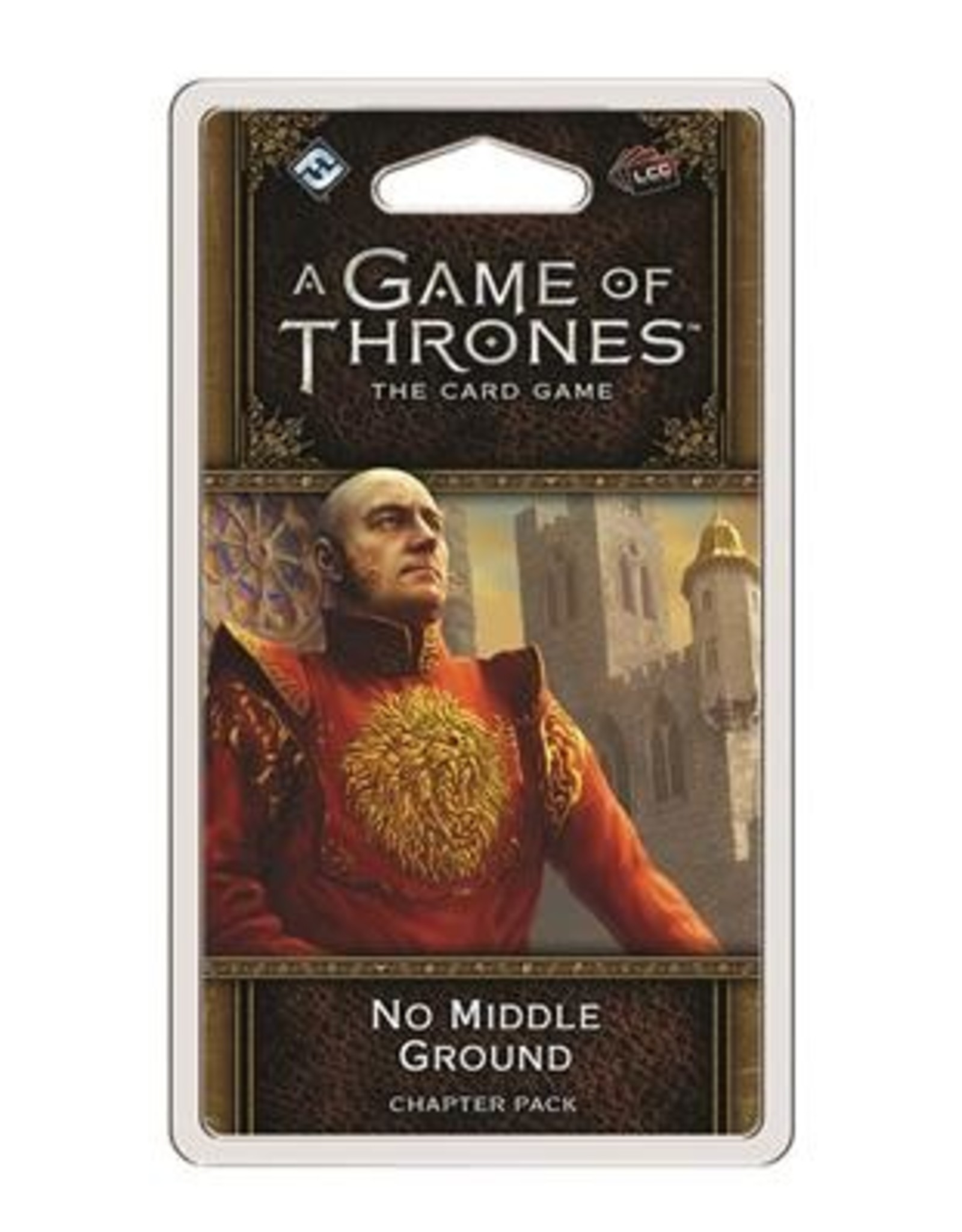 Fantasy Flight Games A Game of Thrones LCG 2nd Ed.: No Middle Ground (EN)