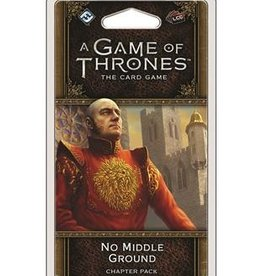 Fantasy Flight Games A Game of Thrones LCG 2nd Edition No Middle Ground