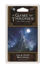 Fantasy Flight Games A Game of Thrones LCG 2nd Edition Calm over Westeros