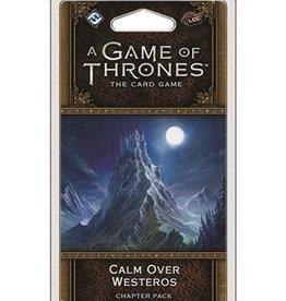 Fantasy Flight Games A Game of Thrones LCG 2nd Ed.: Calm over Westeros (EN)