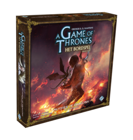 Fantasy Flight Games A Game of Thrones Board Game: Mother of Dragons (EN)