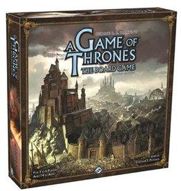 Fantasy Flight Games A Game of Thrones Board Game: 2nd Edition (EN)