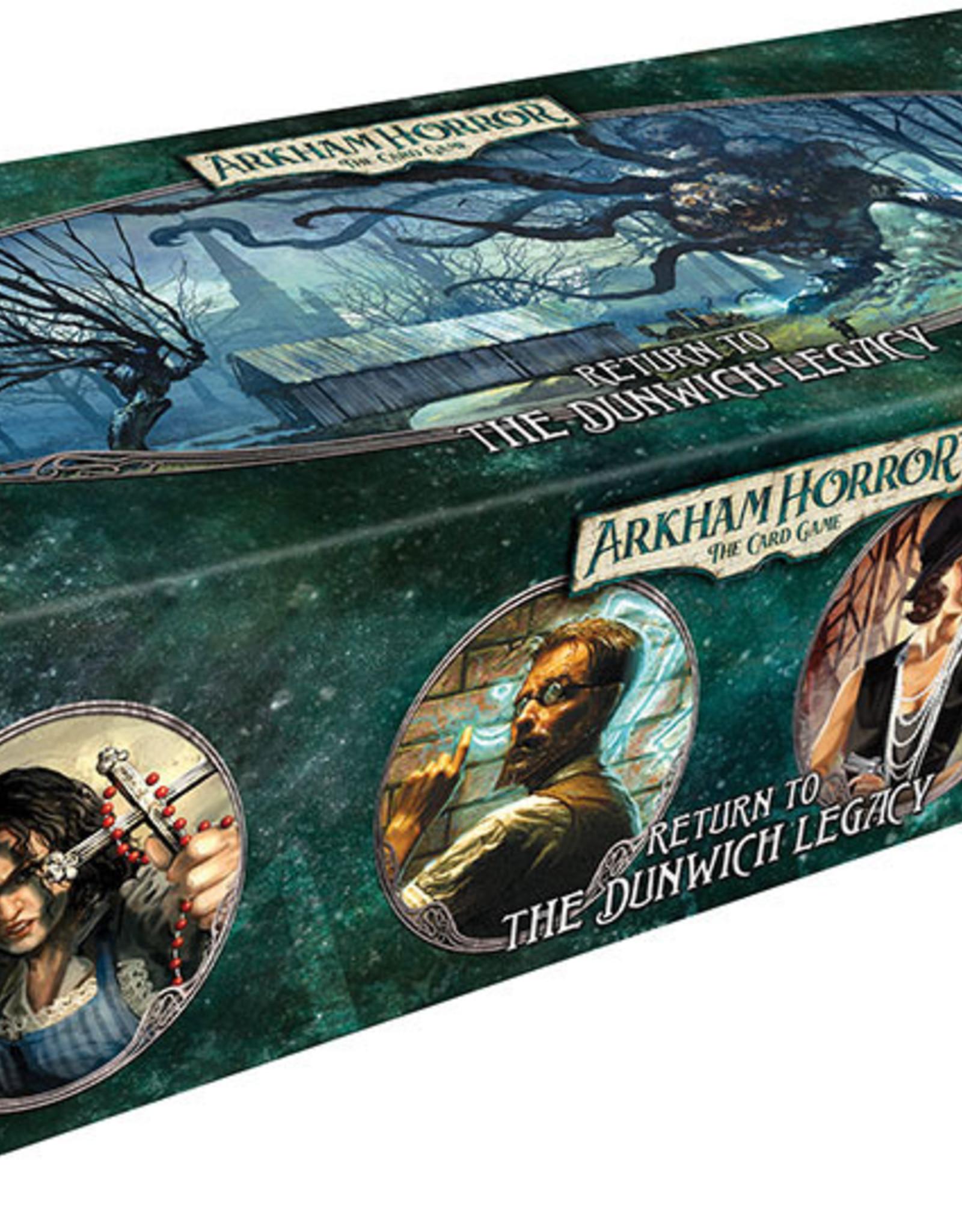 Fantasy Flight Games Arkham Horror LCG: Return to the Dunwich Legacy (EN)