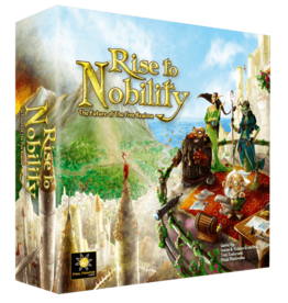 Final Frontier Games Rise to Nobility (EN)
