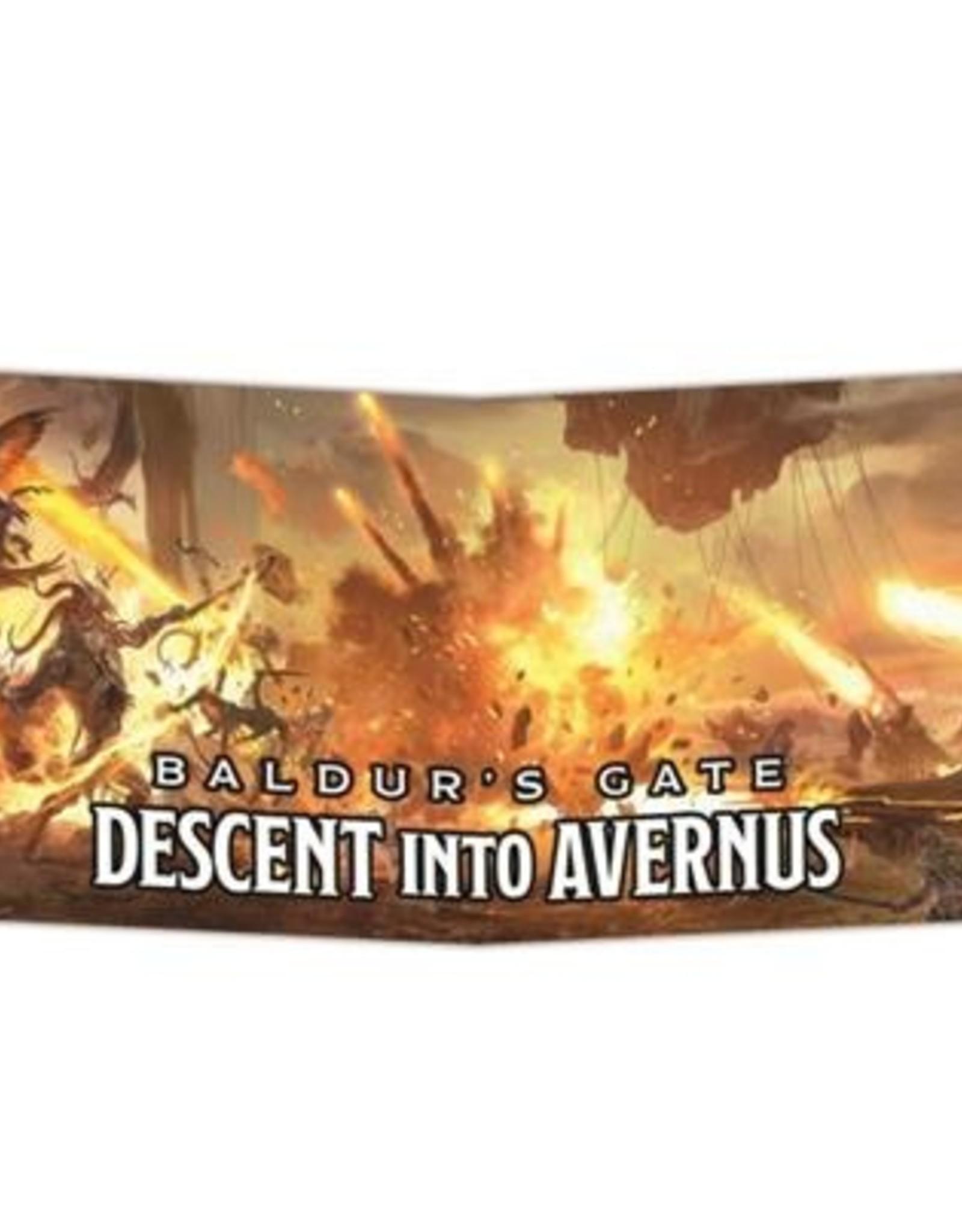 Gale Force Nine D&D 5th ed. DM Screen Baldur's Gate Descent into Avernus