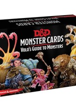 Gale Force Nine D&D 5th ed. Monster Cards Volo's Guide to Monsters