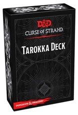 Gale Force Nine D&D 5th ed. Curse of Strahd Tarokka Deck