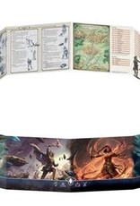 Gale Force Nine D&D 5th ed. DM Screen Elemental Evil