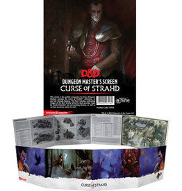 Gale Force Nine D&D 5th ed. DM Screen - Curse of Strahd