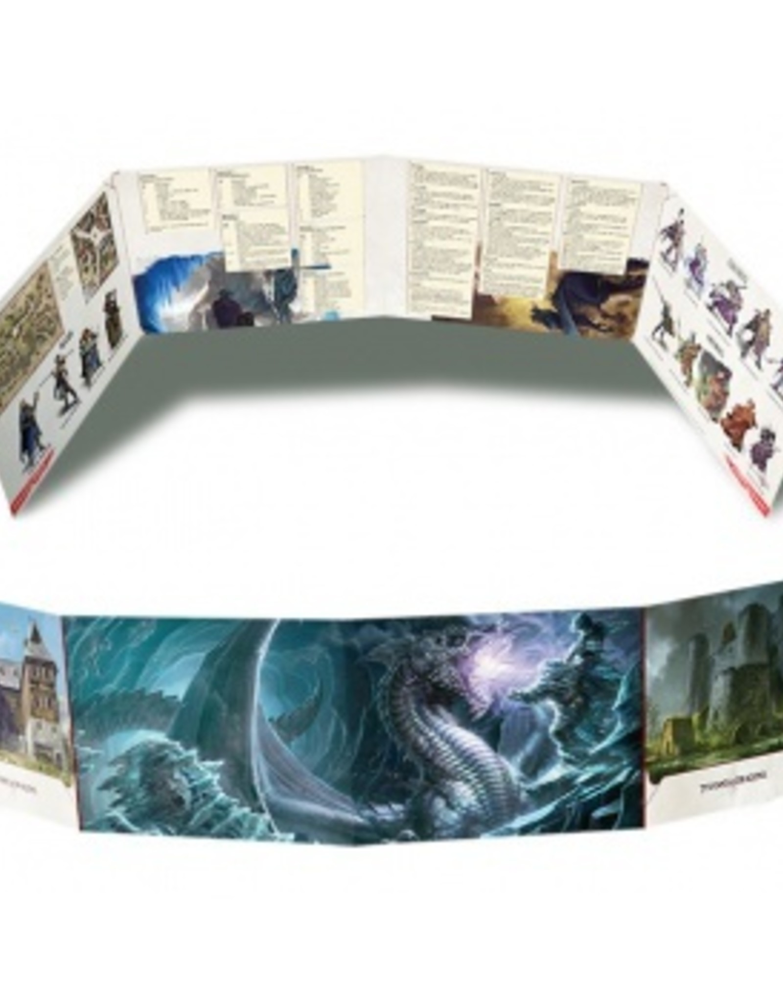 Gale Force Nine D&D 5th ed. DM Screen Tyranny of Dragons
