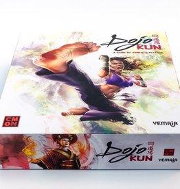 Cool Mini or Not Dojo Kun (EN)