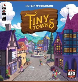 Alderac Entertainment Games Tiny Towns