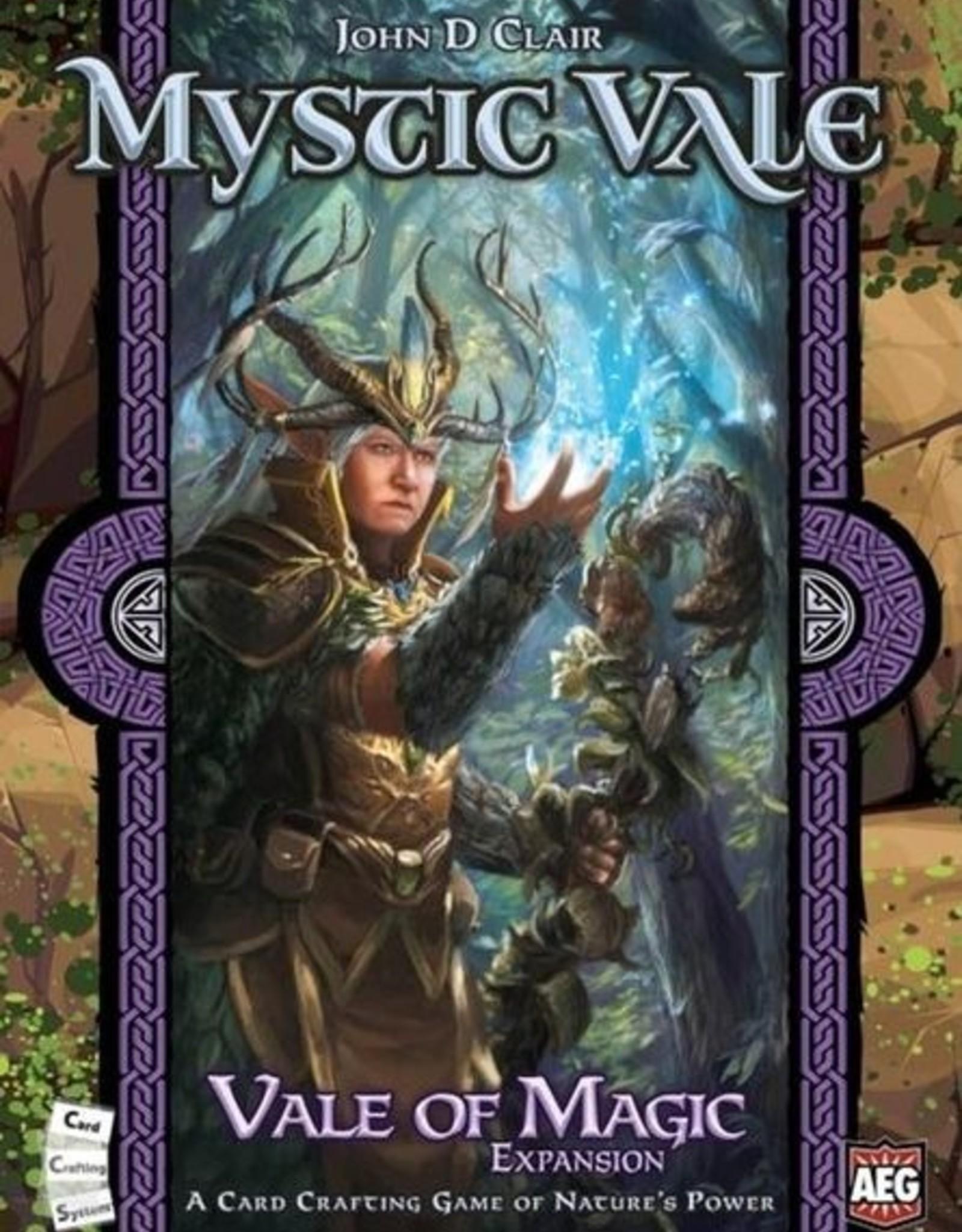 Alderac Entertainment Games Mystic Vale: Vale of Magic (EN)