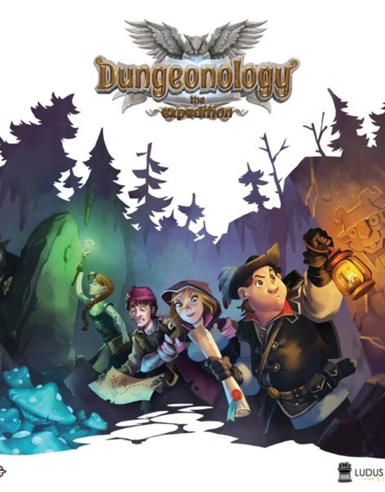 Ares Games Dungeonology The Expedition (EN)