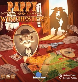 Blue Orange Pappy Winchester (NL/EN/FR/DE/IT/SP/PO)