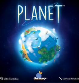 Blue Orange Planet (NL)