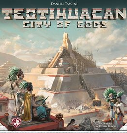 Board & Dice Teotihuacan City of the Gods
