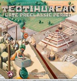 Board & Dice Teotihuacan Late Preclassic Period