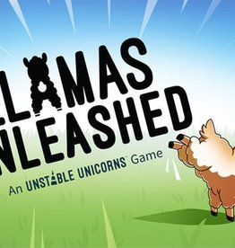 Unstable Games Llamas Unleashed
