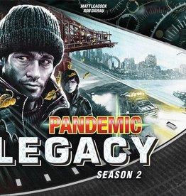 Z-Man Games Pandemic Legacy Season 2 Black (EN)
