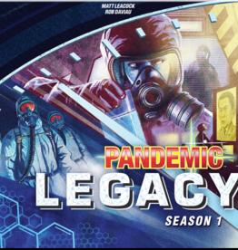 Z-Man Games Pandemic Legacy Season 1 Blue