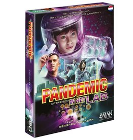 Z-Man Games Pandemic 2nd Edition In het Lab
