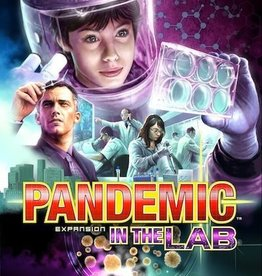Z-Man Games Pandemic 2nd Edition In the Lab