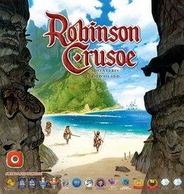 Z-Man Games Robinson Crusoe, Adventures on the Cursed Island (EN)